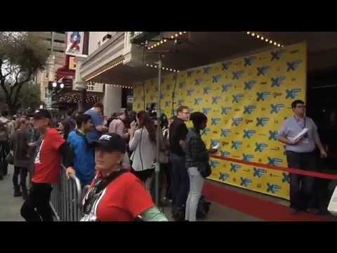 Trainwreck SXSW Premiere - Bill Hader, Amy Schumer, Judd Apatow