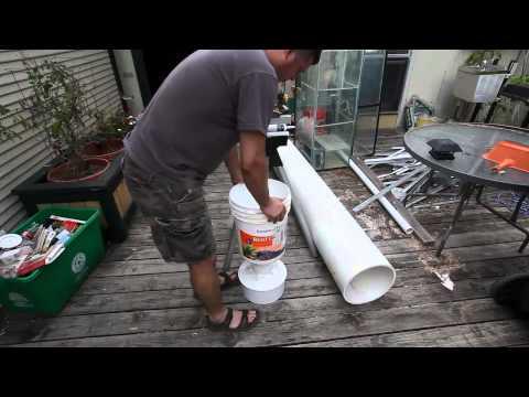 DIY Skimmer Construction - Part 1