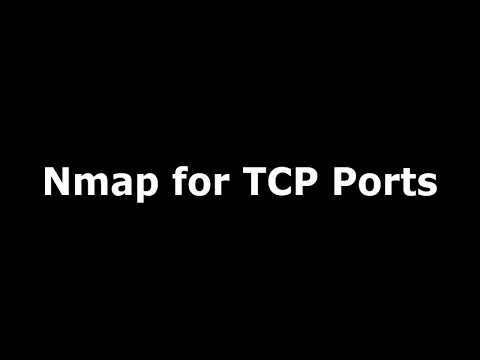 The Complete Ethical Hacking Course (kali linux) :(Nmap TCP Port Scanning) 13