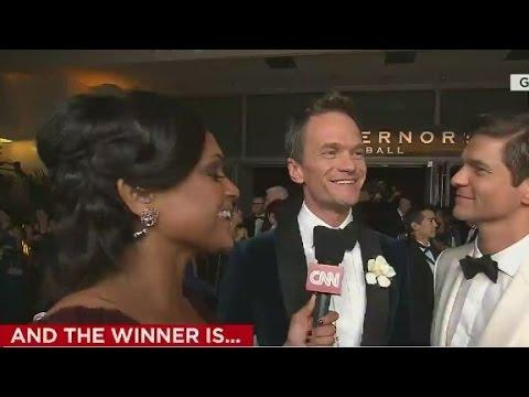 What was Neil Patrick Harris's favorite Oscars joke?
