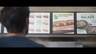 Subway Commercial 2017 (USA)