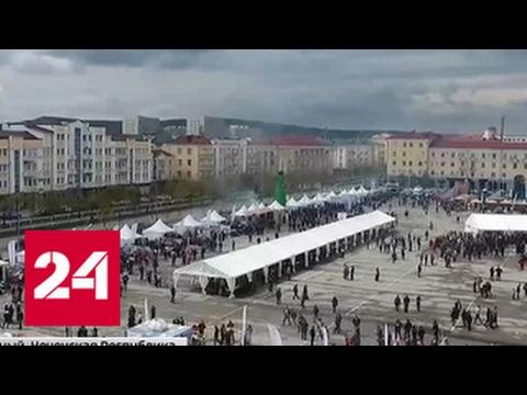 Туристов в Чечню привлекут шашлыком