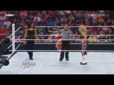 Tamina vs. Natalya