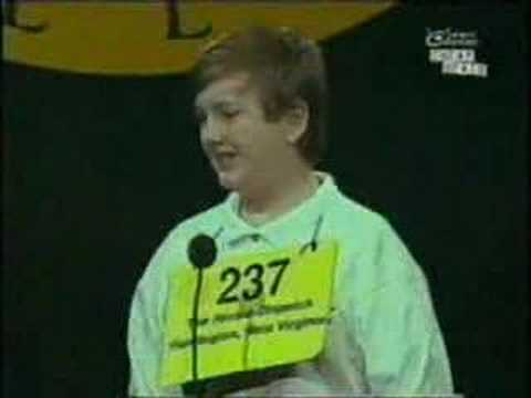 Cheap Seats does the 1997 Spelling Bee