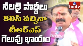 Warangal West TRS Candidate Vinay Bhasker Election Campaign | Vinay Face To Face | hmtv