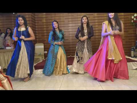 Wedding dance..   # new  song  .# easy  dance. # girls dance #funny  & enjoyable dance song thumbnail