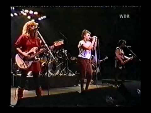 Vacation Live From Berlin 1982 The Go Go S German Tv