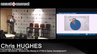 Where's the Money in HTML5 Game Development? | Chris HUGHES