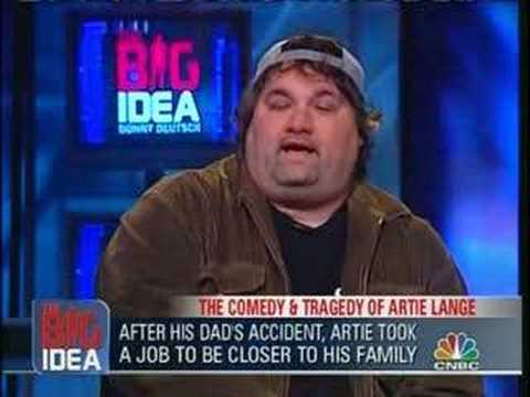Artie Lange on The Big Idea with Donny Deutsch 03-27-08