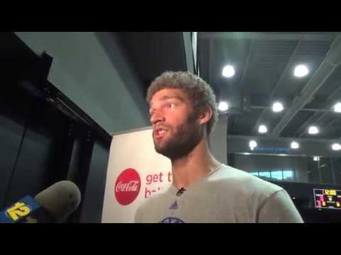 Brook Lopez ~Brooklyn Nets 8/20/14
