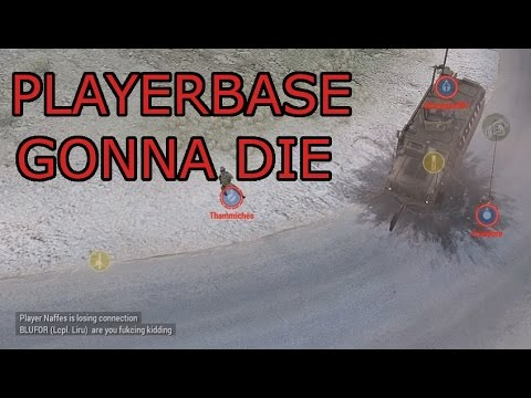 The Memes Vome Out: Arma 3 Playerbase Gonna Die (Part 2)
