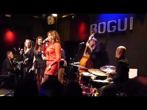 Señoritas On Fire - Bogui Jazz 14/04/2016 - Fever