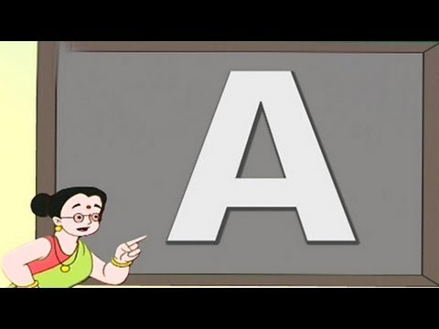 Play & Learn Alphabet - Animated Series