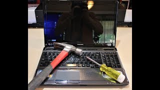Laptop Repair - LIVE