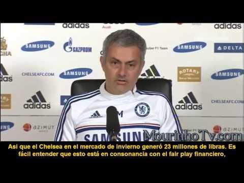 José Mourinho contesta a Manuel Pellegrini (Previa West Brom - Chelsea)