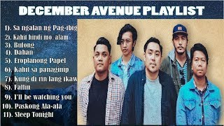 December Avenue Playlist