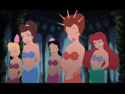 The Little Mermaid: Ariel's Beginning Sneak Peek