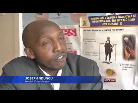 Diabetes takes a hold of Kenya