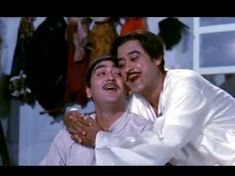 Meri Pyari Bindu - Classic Comedy Song - Kishore Kumar & Sunil Dutt - Padosan video