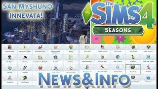 TRADIZIONI E SAN MYSHUNO INNEVATA!-THE SIMS 4 STAGIONI [News&Info]