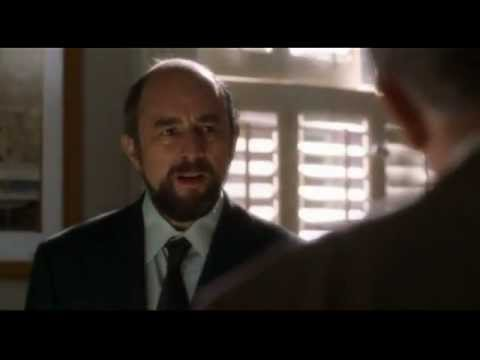 The West Wing S04E06 Game On Prank on Toby