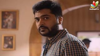 Simbu gets hurt while shooting