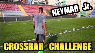 NEYMAR Jr. Crossbar Challenge!...