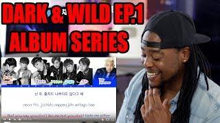 BTS   Intro: What Am I To You?   DARK & WILD   FIRST LISTEN & LYRICS EP.1   REACTION!!!