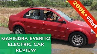 Mahindra eVerito Electric Car : Review