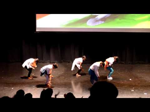 Tarang 2012 - Ntu Dance - (6) Vande Mataram (finale) video