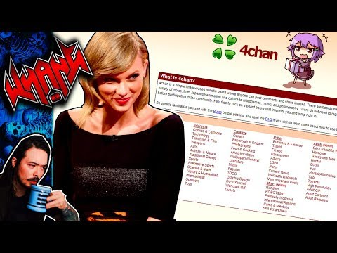 Is Taylor Swift an Active 4Chan User? - Tales From the Internet