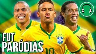 ♫ BRASIL: TERRA DE CRAQUE   Paródia Solta o Grave - MC Pedrinho
