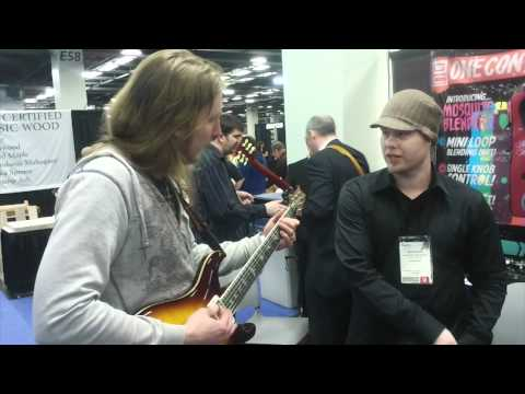 NAMM 2012 - Video Blog Part 1