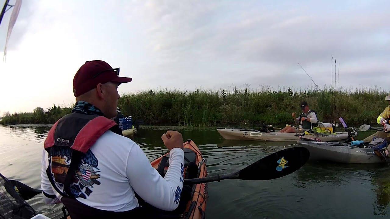 Midwest Kayak Fishing Series
