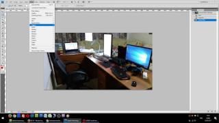 Photoshop - как сделать фильтр Гауса