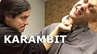 KARAMBIT FIGHTING - Must Watch!