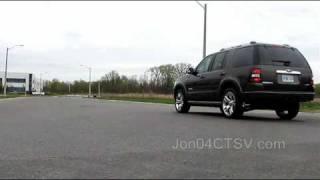 2008 Ford Explorer V8 LTD with Magnaflow Catback