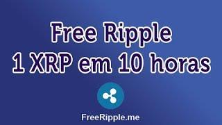 [SCAAAAMMMM] Free Ripple - Nova Faucet de Ripple - 1XRP em 1 dia