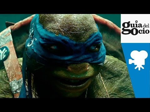 Ninja Turtles, la película ( Teenage Mutant Ninja Turtles ) - Trailer oficial castellano