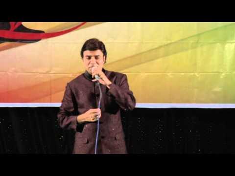 Chand ko kya maloom by Mukhtar Shah at Farmaish Club Vadodara