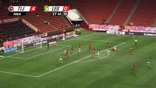 En vivo Xolos vs Len, Sub20 Liga MX
