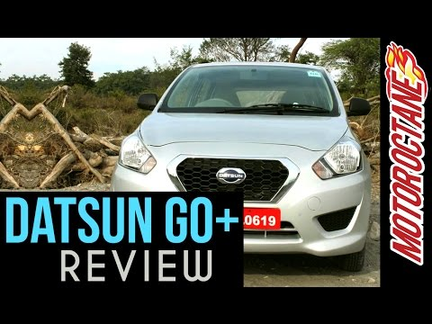 Datsun Go+ India Review - Motor Octane | Latest Car Reviews