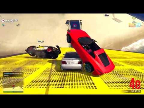 GTA 5 FAILS & WINS #48 (GTA 5 Funny Moments Compilation/Epic Moments)