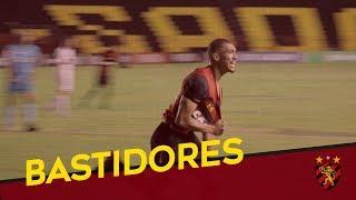 Bastidores - Sport 2x1 Internacional - Brasileiro 2018