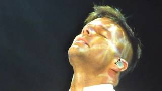 Ricky Martin - I Am Made Of You (Live) One World Tour London Eventim Apollo 23/09/16