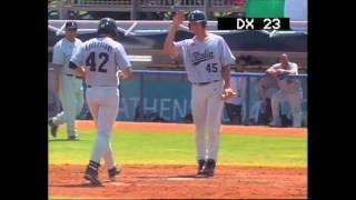 Claudio Liverziani è nella storia del baseball italiano