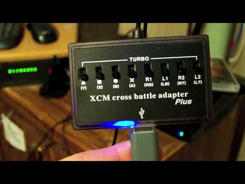 Review: XCM Cross Battle Adapter Plus