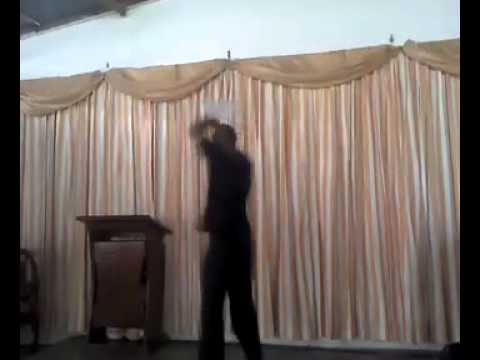 Martin Rosario pantomima