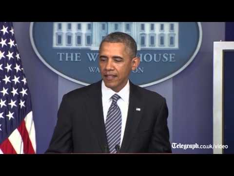 Barack Obama's farewell to spokesman Jay Carney