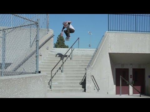 DANIEL YEAGER STREET PART & BOARD SET UP VIDEO !!! - NKA VIDS